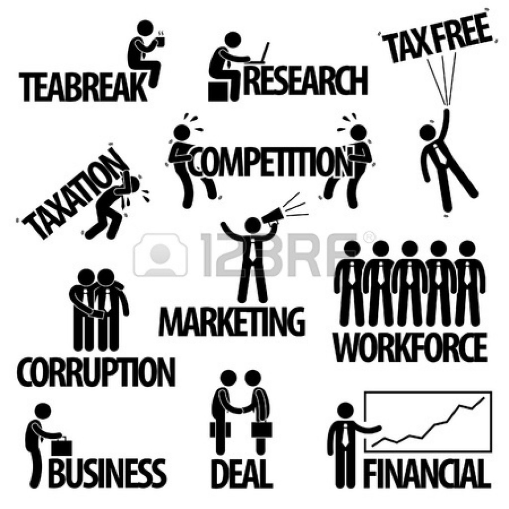 19686425-business-finance-businessman-entrepreneur-employee-worker-team-text-word-stick-figure-pictogram-icon