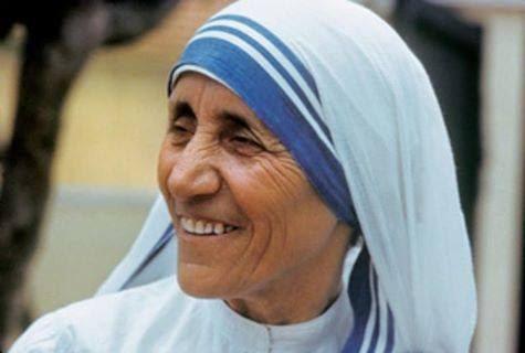 "Madre Teresa: ""Parole Sante"", 4 settembre 2016"
